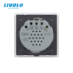 Image 5 - Livolo EU Standard Remote Switch, AC 220~250V Wall Light Remote Touch Switch With Mini Remote Controller C701R 11 RT12,no logo