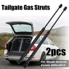 2pcs/set Rear Left /Right Tailgate Boot Gas Lift Support Struts For Skoda Octavia Estate 2004 2013 1Z9827550