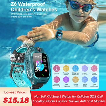 2020 New Smart watch LBS Kid SmartWatches Baby Watch for Children SOS Call Location Finder Locator Tracker Anti Lost Monitor+Box new listing hot kid smart watch baby watch children sos call location finder locator tracker anti lost monitor smart watch reloj