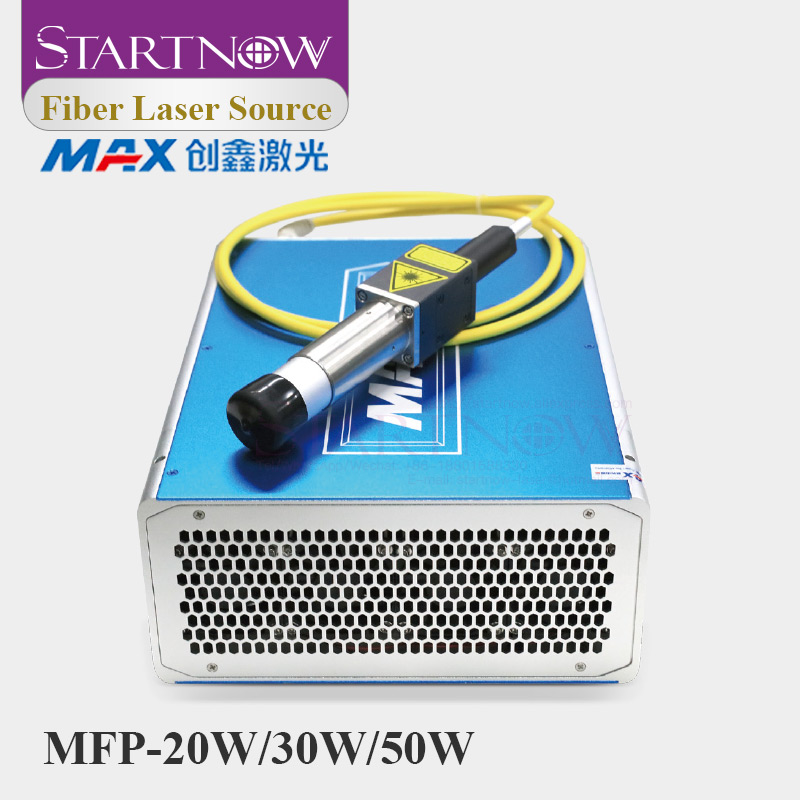 MAX 20W 30W 50W Q-switched GQM 1064nm MFP Pulsed Fiber Laser Source For Fiber Metal Marking Welding Machine MFP-20 MFP-30 MFP-50