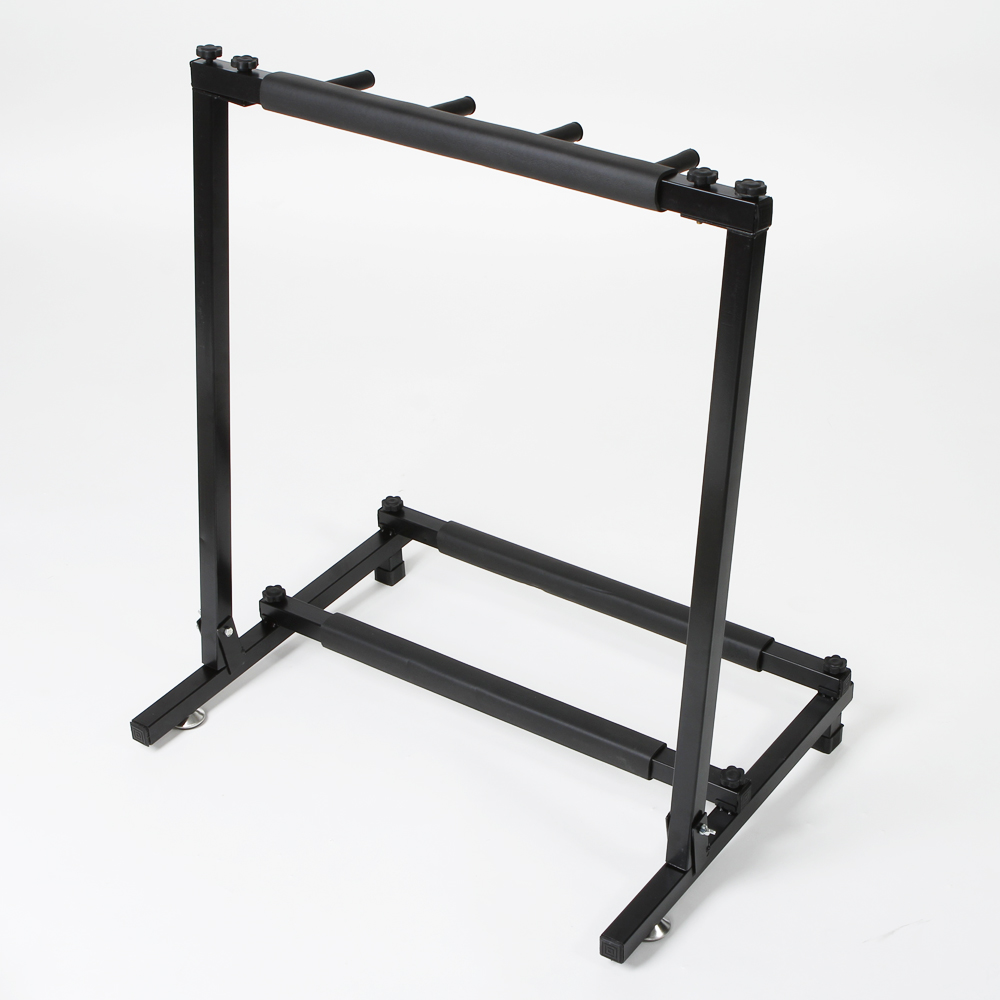 Rack-Stand Storage-Accessories Guitar Multiple-Guitar-Holder Folding Iron Stable-Racks