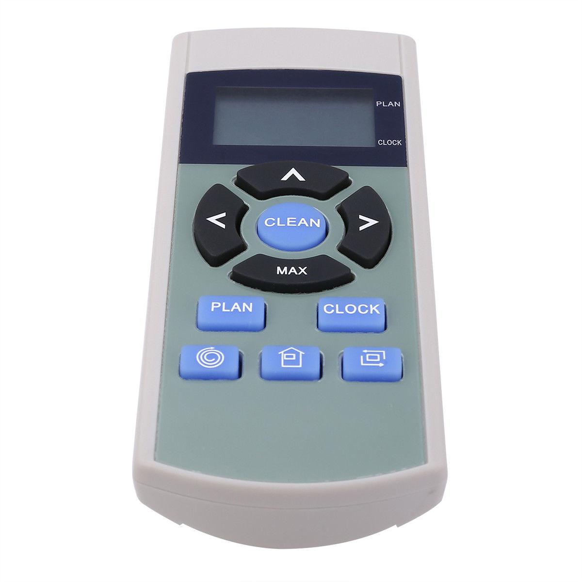 NEW Remote Control For ILIFE A4 V5 V5S V7 V7S PRO V7S Robotic Vacuum Cleaner