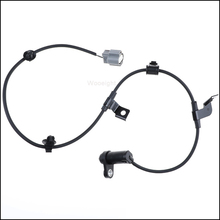 Wooeight 1Pc Car Rear Right ABS Wheel Speed Sensor MN102578 fit for Mitsubishi Triton L200 2005 2006 2007 2008 2009 2010 2011 abs rain window visor of accessory for mitsubishi l200 triton 2006 2007 2008 2009 2010 2012 2013 2014 car wind deflector ycsunz