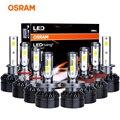 Лампа Ксеноновая OSRAM светодиодный автомобилей головной светильник лампочка H4 H7 9012 HIR2 H11 H8 H9 H1 9005 9006 HB3 HB4 H16 Автомобильная Противо-Туманная све...