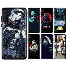 Coque souple Star Wars pour Motorola Edge Plus stylet Moto G G8 Plue Play G Power Lite One housse Hyper E6s(China)