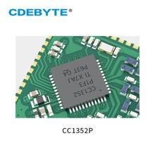 E79-900DM2005S CC1352P 868MHz 915MHz 20dBm 2.4GHz 5dBm SMD IoT Transceiver IPEX Wireless Module