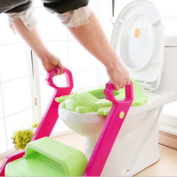 Anti-slip Multi-functional Step-wise Toilet Baby Chamber Pot Baby Toilet Potty Maternal And Child Supplies