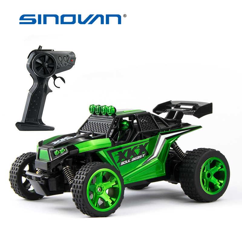 1:18 RC araba Off-Road arabalar kamyon araç modeli uzaktan kumanda yüksek hızlı Buggy çocuklar için tırmanma Mini sürüklenme sürüş araba