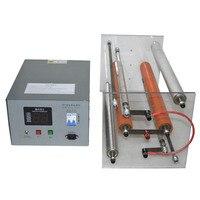 1pc elétrica airsickness descarga rack TS-500mm desktop filme impacto rack tratamento corona quadro