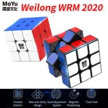 Magnetic Cube Moyu Weilong Puzzle 3x3x3 Original