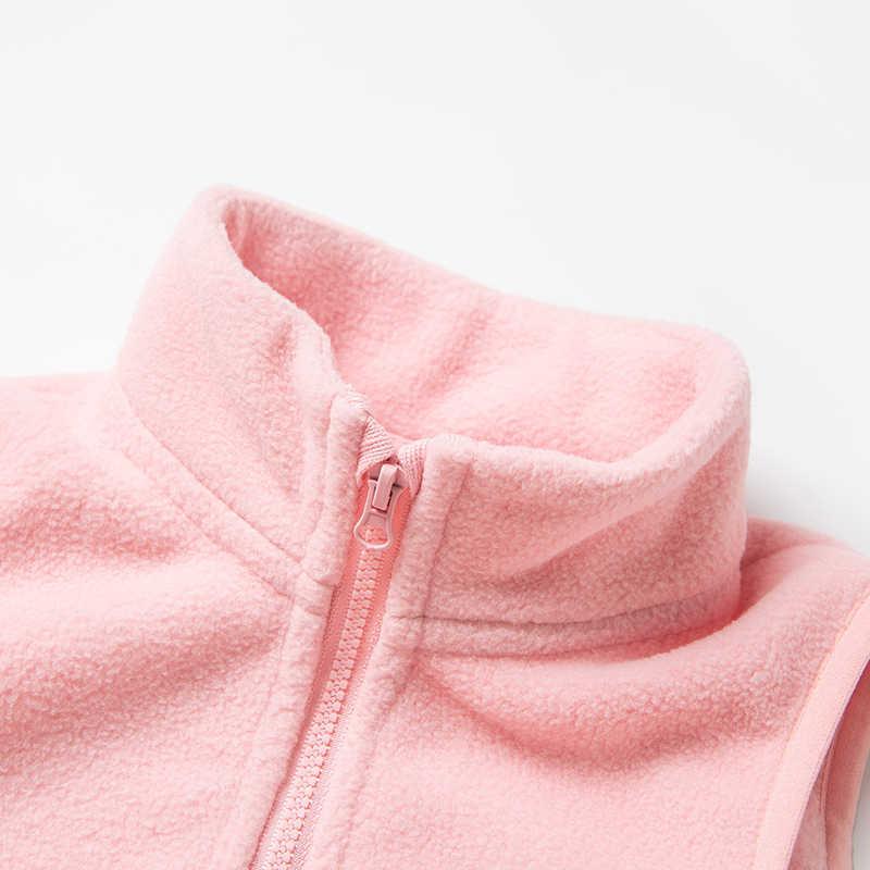 Mini bala bambini giacca 2020 nuove ragazze, più giacca di velluto della maglia a due pezzi del collare del basamento giacca calda