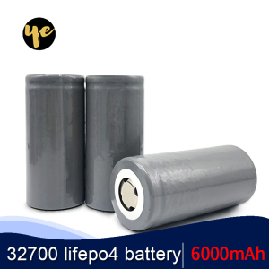 32700 lifepo4 cell rechargeable battery for screwdriver Maximum 55A High power 32650 lifepo4 6000mah battery for e-bike 32650(China)