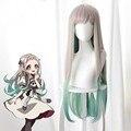 Аниме унитаз-bound Jibaku Shounen Hanako-kun косплей парики Hanako kun Nene Yashiro синтетические волосы парик