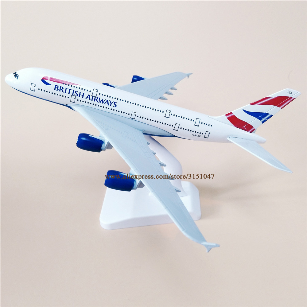 a beautiful christmas gift Air france medal a380