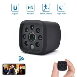 Mini Camera WIFI 1080P Full HD IP Camera Wireless smallest Cam with motion Sensor Camcorder Motion Detection DV Security camera