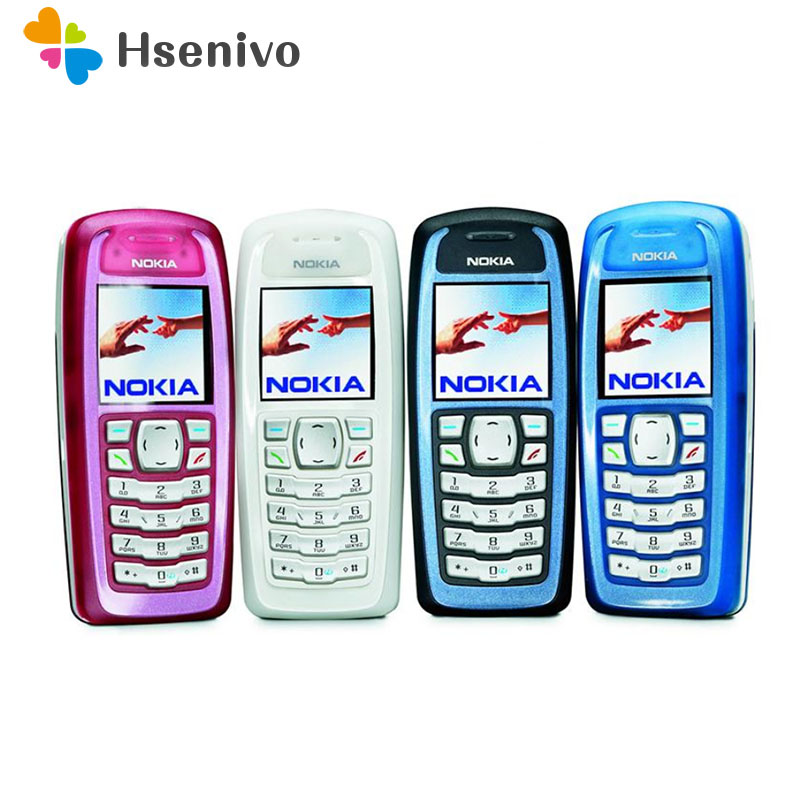 3100 Original Unlocked Nokia 3100 GSM Bar 850 MAh Support Russian & Arabic Keyboard Cheap And Old Cellphone Refurbished