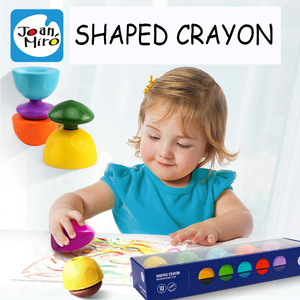 Baby Variety Shaped with Picture Book Animation Tutorial Crayon Magic Rock Mushroom Crayon Graffiti Toy Children Kids Gift 2Y+(China)