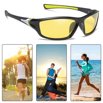 Okulary wędkarskie Outdoor Sport okulary przeciwsłoneczne okulary wędkarskie męskie okulary okulary rowerowe wspinaczka okulary przeciwsłoneczne okulary z polaryzacją wędkarstwo tanie i dobre opinie cycling sunglasses Ochrona przed promieniowaniem UV sun glasses sport sunglasses Motion hiking fishing ride