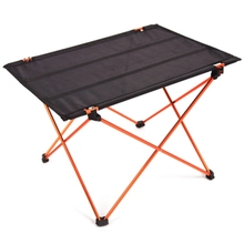 Portable Foldable Folding Table Desk Camping Outdoor Picnic Aluminium Alloy Ultra-Light Stall Table Leisure Outdoor Folding Tabl все цены