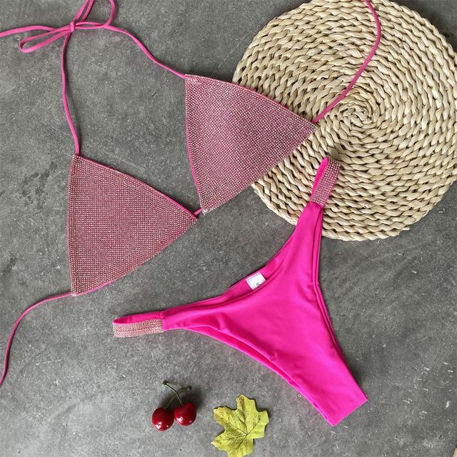 Bikini Set For Swim