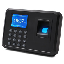 Fingerprint Recognition Device Check work attendance Distinguish English and Spanish check in at work dropshipping