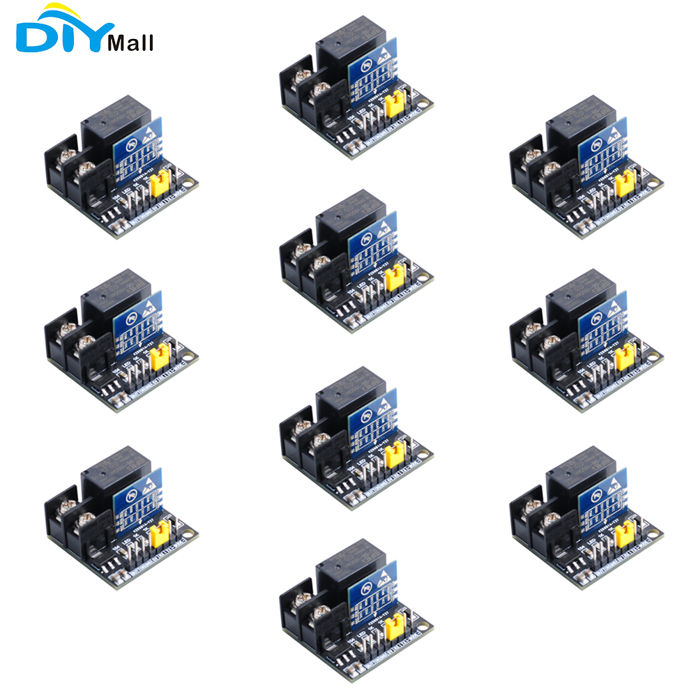 10pcs Smart Remote Control Relay Switch Smart Plug Development Board Compatible With Homekit Google Assistant Dohome For Homekit