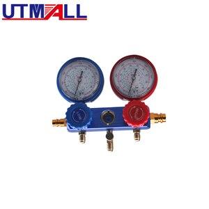 Image 3 - Coche nuevo aire acondicionado A/C refrigerante R134A R22 R404a R410 del núcleo de la válvula rápido removedor de instalador 3000PSI 1,5 M de manguera