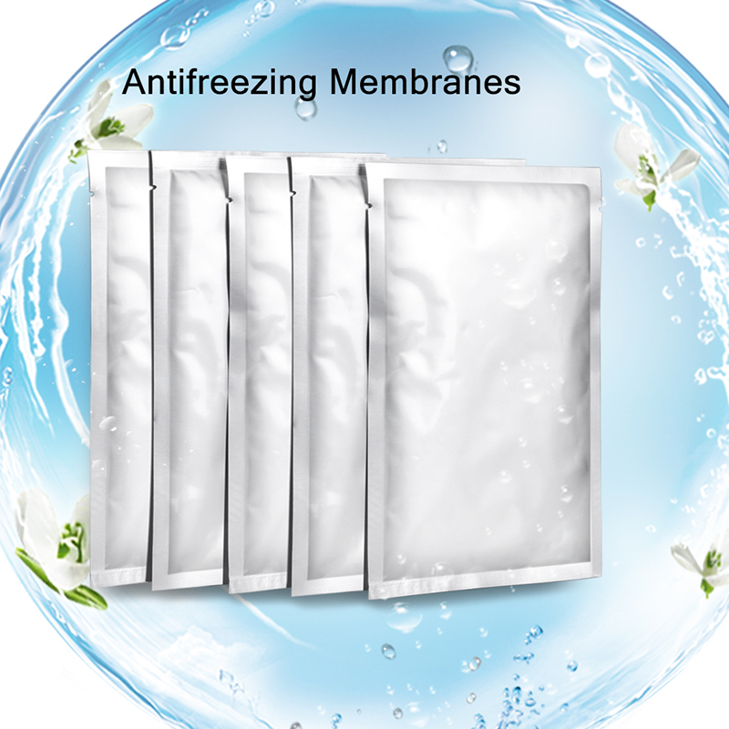 5/20 Pcs Anti Freeze Membrane For Fat Freezing Machine Fat Freeze Body Slimming Lipo Anti Cellulite Dissolve Fat Cold Therapy