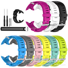 2019 High quality new silicone strap for SUUNTO D4 D4i NOVO diving watch replacement wristband sport and fashion suunto d4i novo sakura
