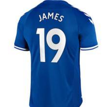 Camiseta de Everton para hombres y mujeres, camisa de alta calidad con estampado personalizado de James Doucoure Walcott, Fan, 2