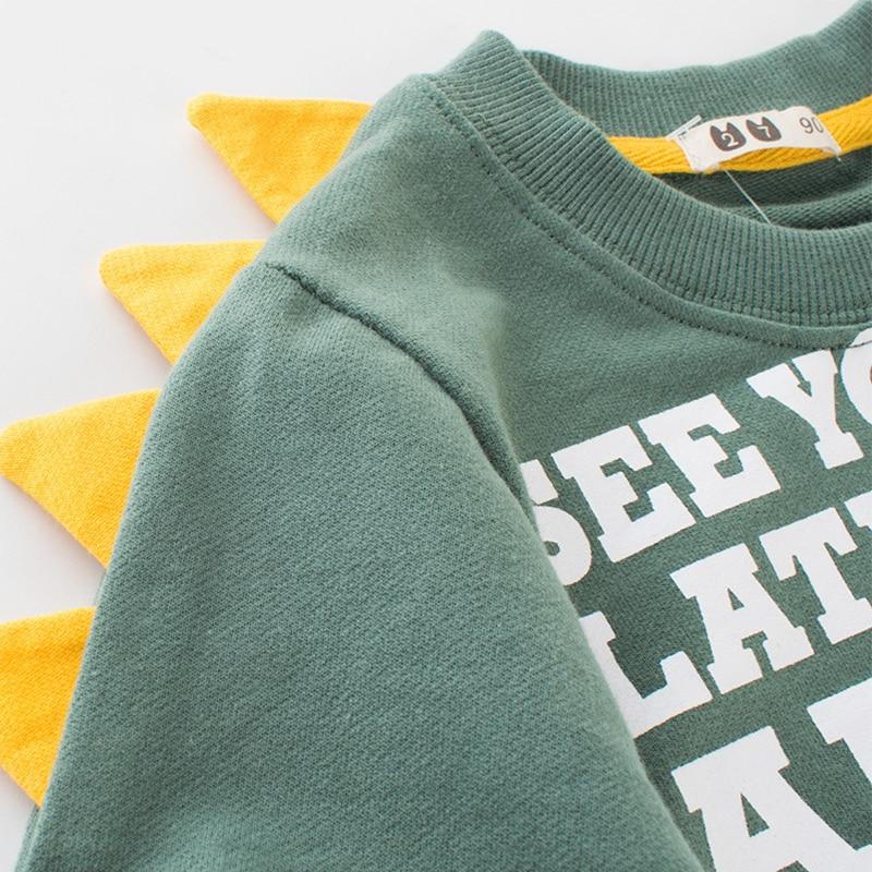 Cartoon Children's Sweatshirt for Girl Sweat Shirt Warm Plus Velvet Child Sweatshirt for Boy Kids Hoodies Baby Winter Clothes 15 6