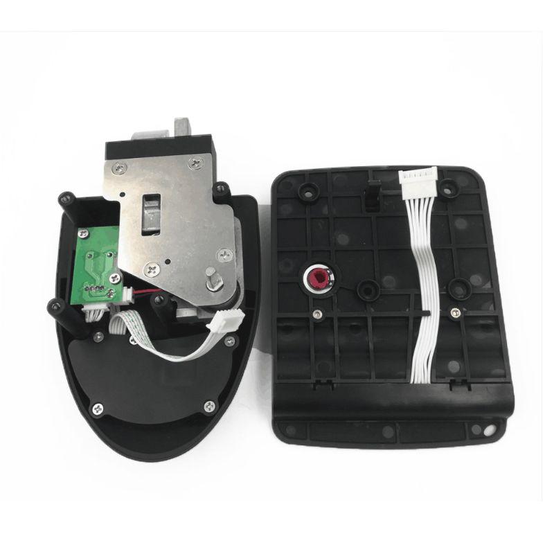 Dual Zinc Alloy RV Remote Entry Door Lock-4