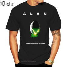 ALAN - In Space No One Can Hear You In Space T-Shirt Alan In Space No One Can Hear You In Space t shirt alien alan