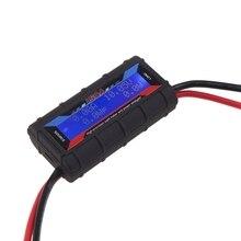 WSFS Hot FT08 RC 150A wysokowydajny watomierz i analizator mocy w/podświetlenie LCD