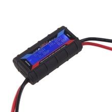 WSFS sıcak FT08 RC 150A yüksek hassasiyetli Watt metre ve güç analizörü w/arkadan aydınlatmalı LCD