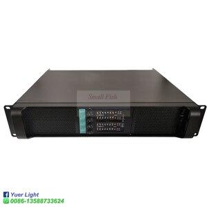 Image 2 - Altavoz de alto rendimiento profesional, amplificador de interruptores de matriz de línea FP6000Q, 4x700 vatios, 4 canales PA, 2020
