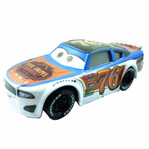 Disney Pixar Multistyle Racing 3 New No. 76 Lightning McQueen Jackson Storm Die-casting Metal Toy Car Model Birthday Gift Toy