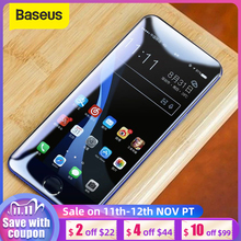 Baseus強化ガラス 7 7 プラス 8 8 プラススクリーンプロテクター 0.23 ミリメートル薄型 3Dフルスクリーンプロテクターiphone 7 8 ガラス