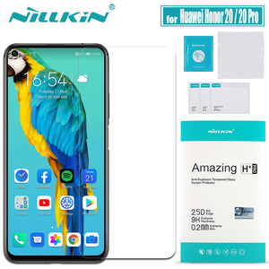 Image 1 - Huawei Honor 20 Pro Tempered Glass Screen Protector Nillkin 9H Hard Clear Safety Glass for Huawei Honor 20 Pro Protective Glass