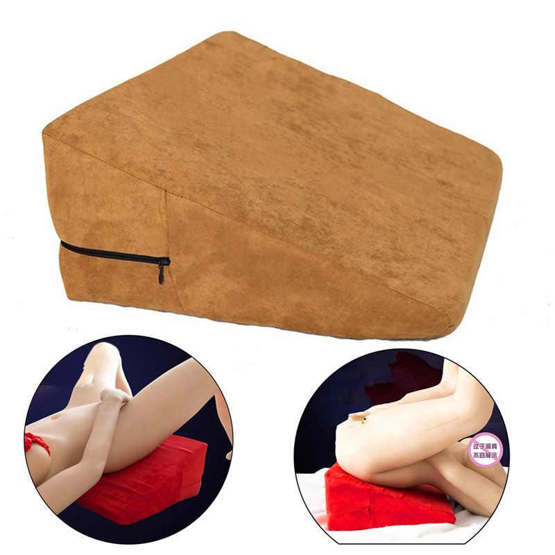 セックスクッションスポンジソファセクシーな枕大人のベッドセックス愛キューブウェッジ家具セックス製品椅子大人のゲームhな製品