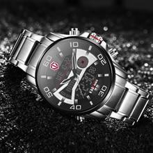цена на KADEMAN Men Watch Top Luxury Brand Sport Watches Mens Chronograph Wristwatch Date Male Clock Relogio Masculino