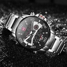 KADEMAN erkekler İzle en lüks marka spor saatler Mens Chronograph kol saati tarih erkek saat Relogio Masculino
