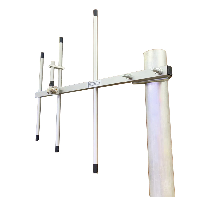 Mobile Radio Yagi Gamma Antenna UHF 430-450MHz 11.0dB Mobile Transcceiver Yagi Antenna With SO239 Connector