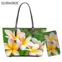 Elviswords новинка 2020 полинезийская Женская сумочка с цветочным
