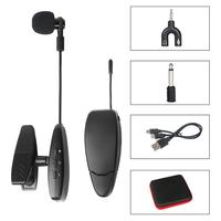 Depusheng Wireless Saxophone Microphone System Professional Sax Mic