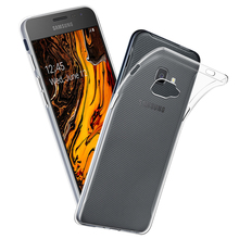 Qosea Ultra-Soft Phone TPU Case For Samsung Note 10 Pro Transparent Silicone Cover GALAXY Xcover 4s A50 A60 A70
