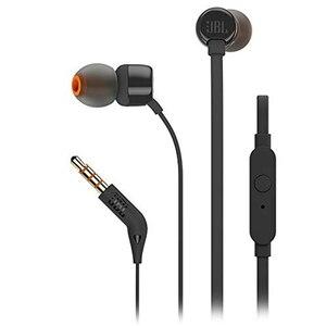 Image 4 - Neue JBL T110 In Ohr Verdrahtete Original Kopfhörer Stereo Tiefe Bass Ohrhörer Sport Kopfhörer Mit Mic Unterstützung Xiaomi Huawei