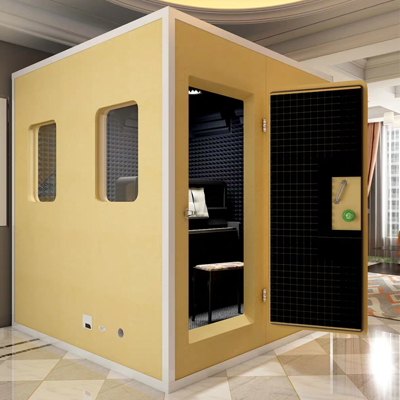 Decorative Wall Board Music Studio For Sound Insulation