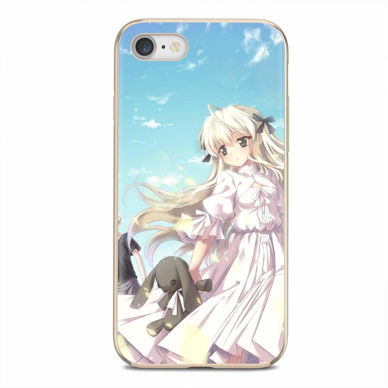 Soft Tpu Phone Case Yosuga No Sora Anime Wallpaper For Sony Xperia