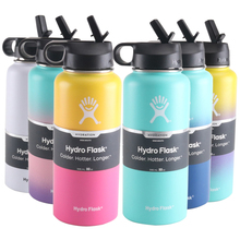 hydro flask 18oz/32oz/40oz Tumbler Flask Vacuum Insulated Flask Stainless Steel Water
